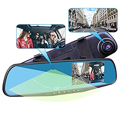 mirror dash cam parent