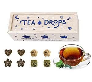 Sweetened Loose Leaf Tea Drops Standard Sampler