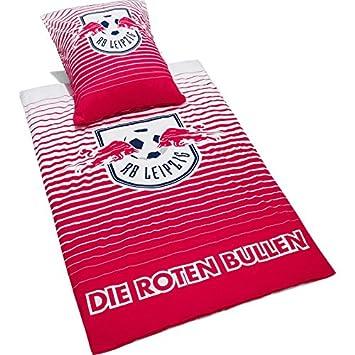 Rb Leipzig Rbl Bettwäsche Mit Rb Leipzig Wappen Amazonde Sport