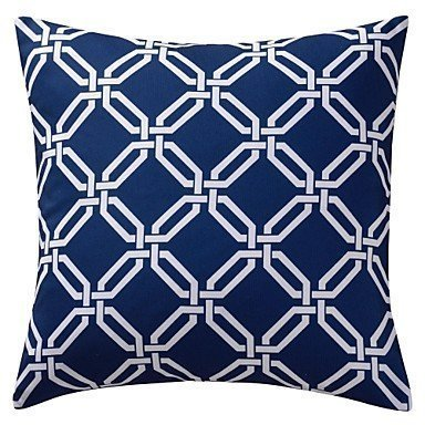 Lumimi Modern Geometric Polyester Decorative Pillow Cover ( 16*16 ) Atlanta Falcons Body Pillow