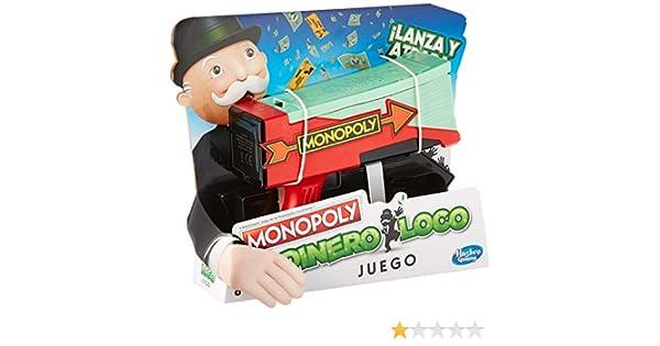 Monopoly- Lluvia de Diner (Hasbro E3037105): Amazon.es: Juguetes y juegos