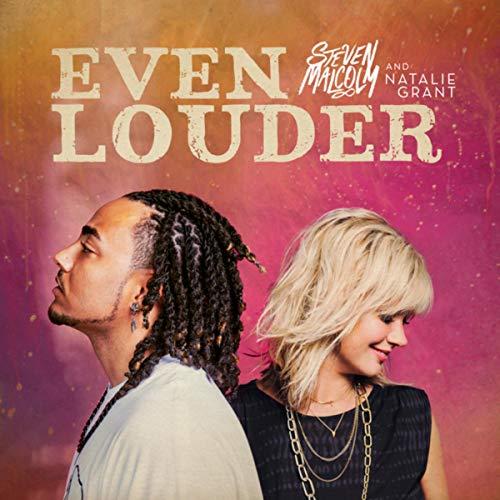 Even Louder Feat. Natalie Grant Album Cover