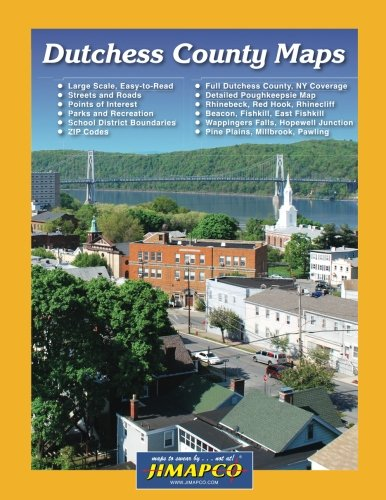 Dutchess County Maps (Hudson Valley Map)