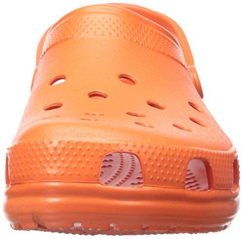Classic Mandarine Unisex Erwachsene Clogs Crocs Orange Croslite zwxqp44P7