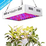 Full Spectrum 1000W LED Grow Light, LED Plant Light for Indoor Hydroponic Plants,for Growing Fresh Herbs, Vegetables, Salad Greens, Flowers (G 1000)