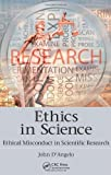 Ethics in Science, John D'Angelo, 1439840865