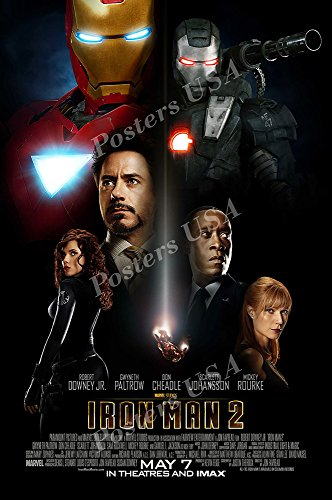 marvel iron man 2 movie