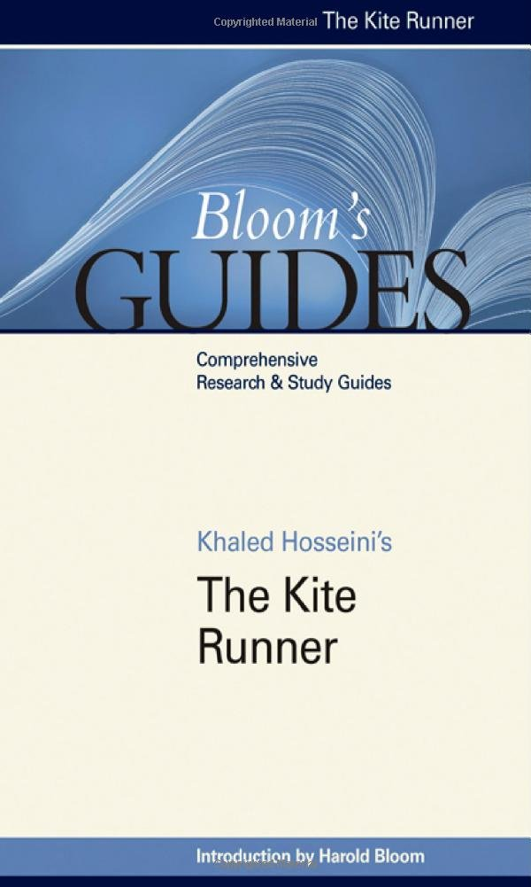 Download Khaled Hosseini's The Kite Runner (Bloom's Guides) ebook