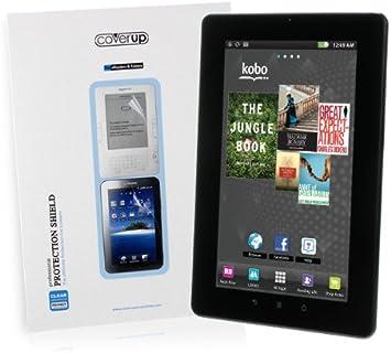 Cover-Up - Protector de pantalla antireflejo color mate para Kobo Vox 7 eReader Tablet PC: Amazon.es: Electrónica