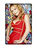 Ipad Mini 4 Celebrity Becki Newton Case, Shockproof Silicone Impact Rugged Armor Defender Case Cover for Ipad Mini 4