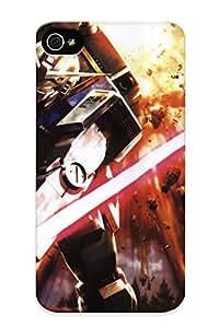 High Quality VlUbwJy1905kWPTI Gundam Tpu Case For Iphone 4/4s