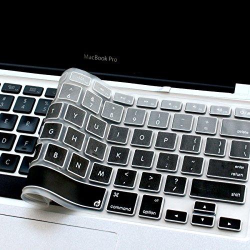 Masino® Silicone Keyboard Cover Ultra Thin Keyboard Skin for MacBook Air 13