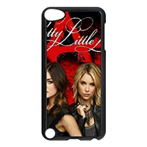 iPod Touch 5 Case Black Pretty Little Liars Customized Unique Phone Case Cover XPDSUNTR06119