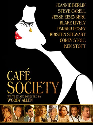 DVD : Cafe Society - an Amazon Original Movie