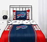 NFL Buffalo Bills Bedding Set, Twin