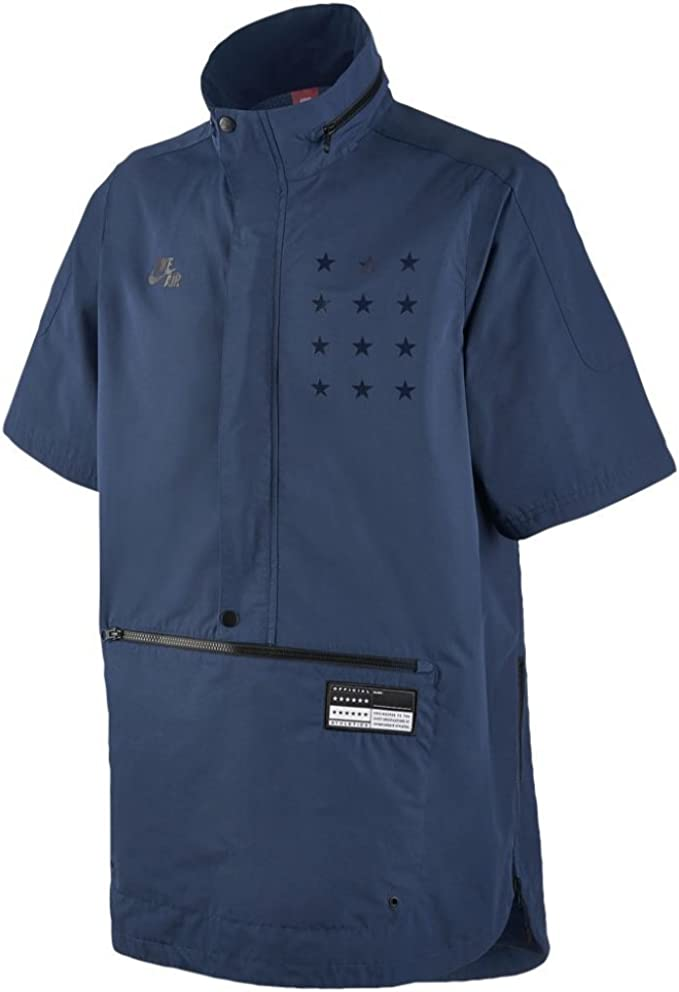 Nike Air Jacket men NEW 802629-010 black