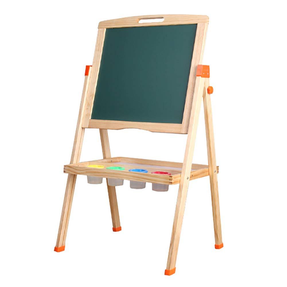 イーゼル キッズウッドペインティングイーゼル小さな木製調節可能な黒板アートスタンド三脚用のホワイトボードスーツ3-9歳用 イーゼル B07GSYVS2P B07GSYVS2P, イマカネチョウ:6b875a08 --- ijpba.info