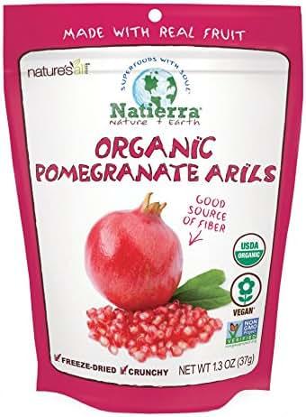 Natierra Organic Pomegranate Arils