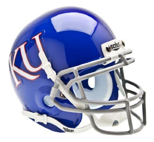 Kansas Jayhawks Helmet - 4
