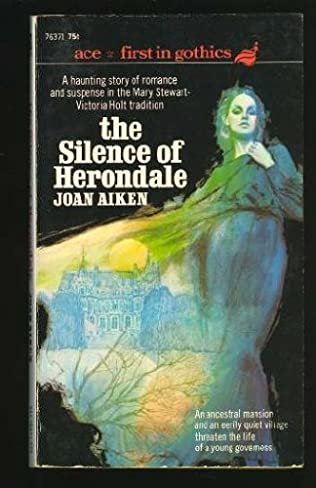 book cover of The Silence of Herondale