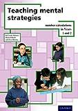 Teaching Mental Strategies set of 3 books: Teaching Mental Strategies Years 1 & 2: 4
