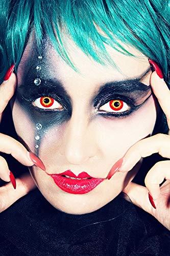 Photography Poster - Halloween, Scary, Dark, Creepy, -