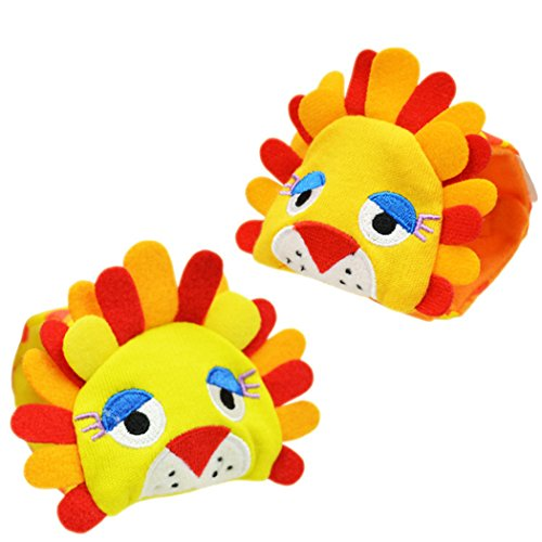 babyprice-baby-rattles-jingle-wristband-with-sound-animals-lion-decoration-bright-color-1-pair
