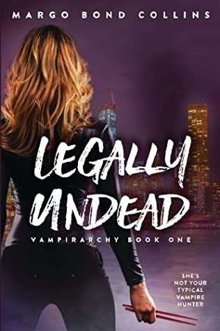 book cover of Legally Undead
