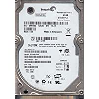 Seagate ST9408114A 40GB UDMA/100 5400RPM 8MB 2.5-Inch Notebook Hard Drive