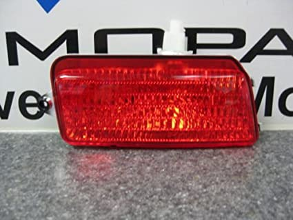 JEEP GRAND CHEROKEE SRT8 REAR FOG LAMP LIGHT MOPAR LEFT
