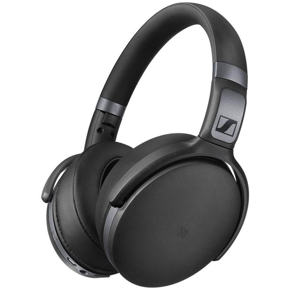 SENNHEISER HD 4.40 Around Ear Bluetooth Wireless Headphones - Black