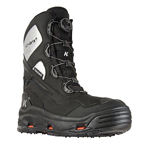 Korkers Men's Polar Vortex 1200 Waterproof Snow Boots