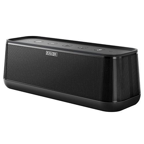 Anker SoundCore Pro+ Bluetooth Lautsprecher, 25W Lautsprecher mit tiefem...