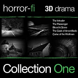 3D Horror-Fi, Collection 1
