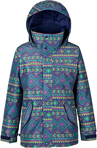 Burton Girls' Elodie Jacket, Bohemia, Large ()