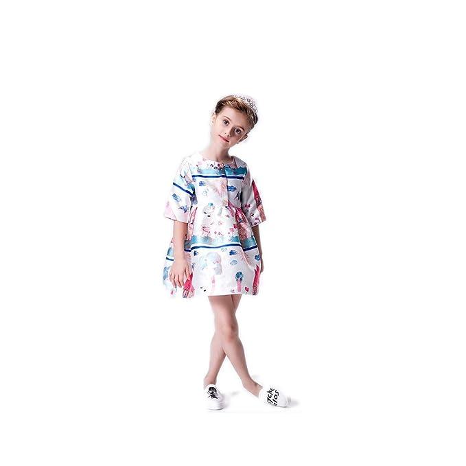 Vlunt una pieza vestido faldas vestido Sundress Kids Vestido Ropa Fiesta Formal Vestido Boda Princesa dressfor