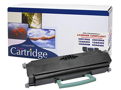 (Remanufactured Toner Cartridge Replacement for LEXMARK E330- E332n- E332tn- E340- E342n - HY)