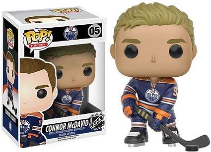 Pop Oilers Vinyl Figure Connor McDavid Funko NHL