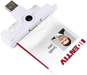 Identiv SCR3500 Smartfold Smart Card Reader
