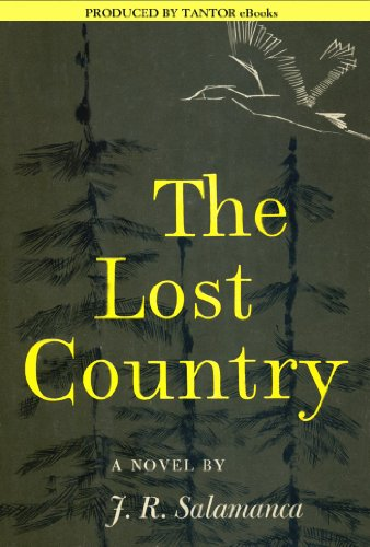 Amazon.com: The Lost Country eBook: J. R. Salamanca: Kindle ...
