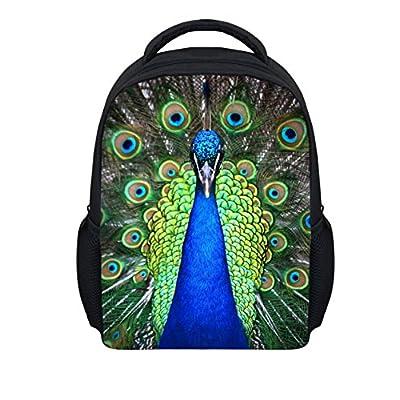 0134689530e1 free shipping Sannovo Cool 3D Animal Children School Book Bag Toddler Kid  Printing Backpack