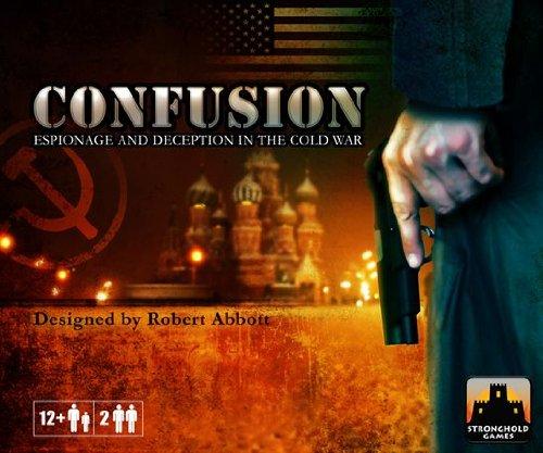 Confusion: Espionage and Deception Game