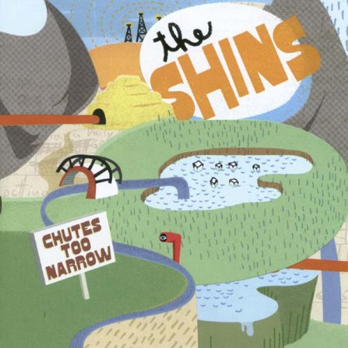 Vinilo : The Shins - Chutes Too Narrow (LP Vinyl)