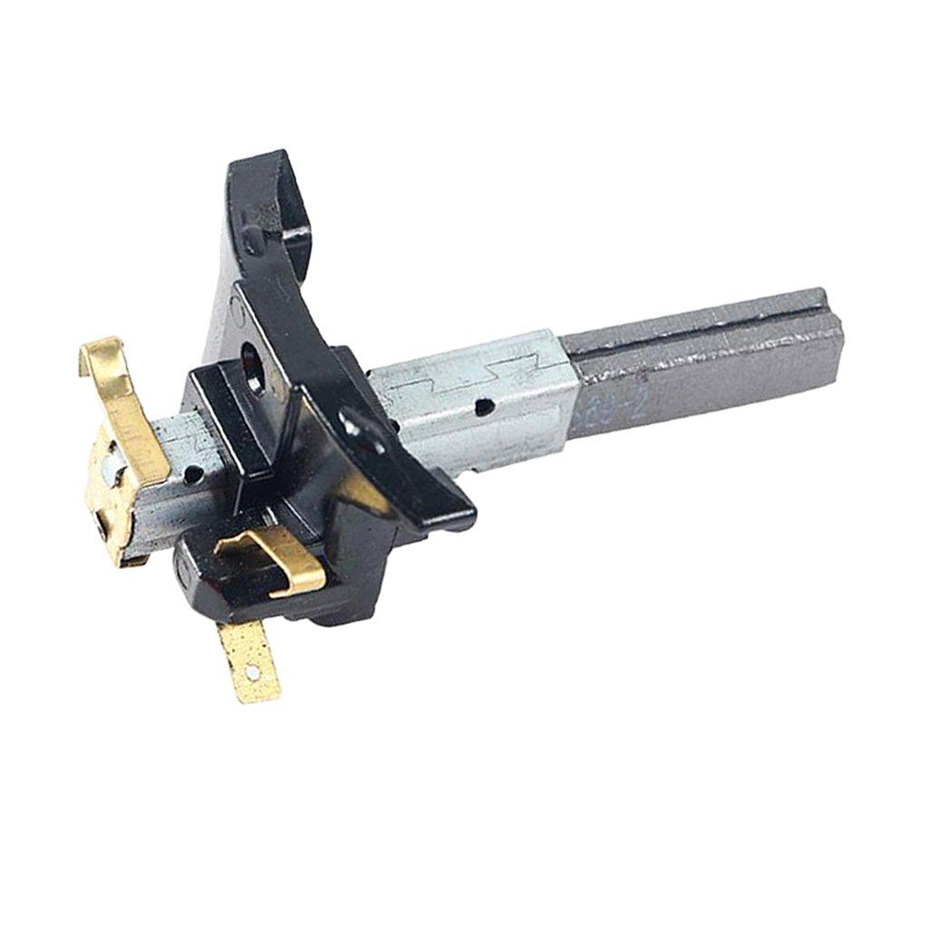 Fenteer Cepillo de carb/ón de reemplazo Motor de vac/ío el/éctrico
