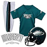 Franklin Sports NFL Philadelphia Eagles Deluxe Youth Uniform Set, Small