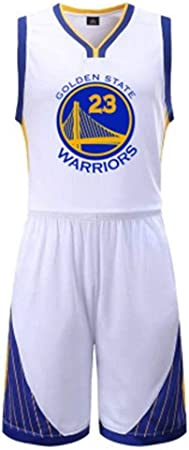 Jerseys de Baloncesto for Hombre Golden State Warriors Curry No ...