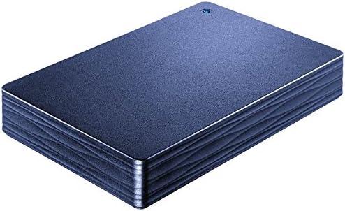 アイ・オー・データ機器 USB3.0/2.0 ポータブルHDD「カクうす波(なみ)」2TB