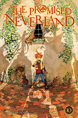 The Promised Neverland, Vol. 10 (10) Paperback – Illustrated, June 4, 2019