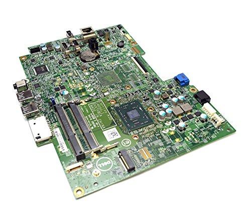 - Aquamoon Trading 6H91J Genuine Original Dell Inspiron 24 3000 3455 Non-Touch All In One Integrated AMD A6-7310 Quad-Core APU Carrizo AIO Motherboard DDR3L Intel Main System Board 14050-1 DVXTH