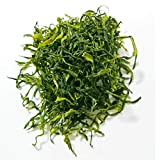 Dried Wakame sea Cabbage,Sea Mustard,Wakame Stalk 200g(Pack of 1)